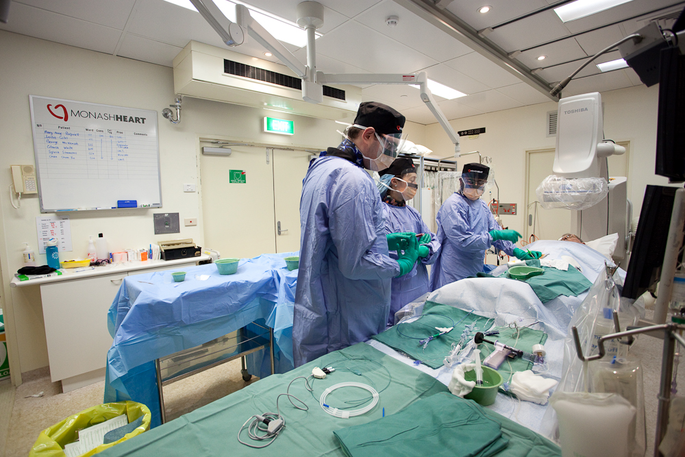 Interventional Services – Monash Heart
