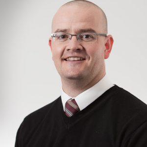 Dr Stewart Healy