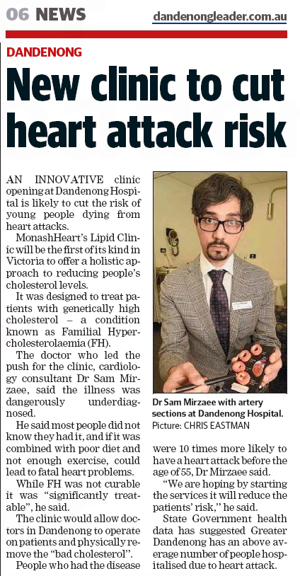 170213-Dandenong Leader-MonashHeart Lipid Clinic-Direct-Positive-Print