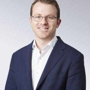 Dr Liam McCormick