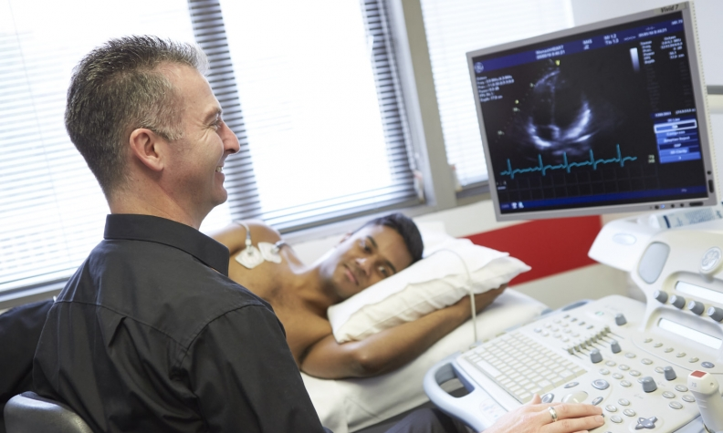 Transthoracic Echocardiogram (TTE)