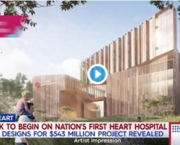 All Heart – Nine News Melbourne