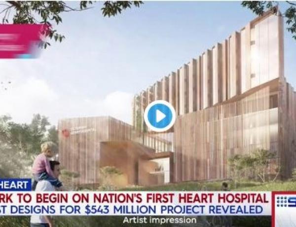 All Heart – Nine News Melbourne