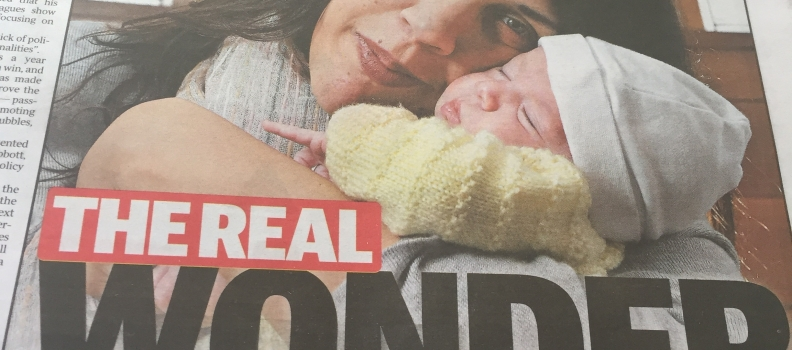 Miracle Mum Cheats Death Three times While Trying to Give Birth – Herald Sun