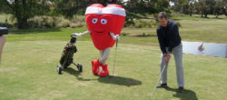 MonashHeart Golf Challenge