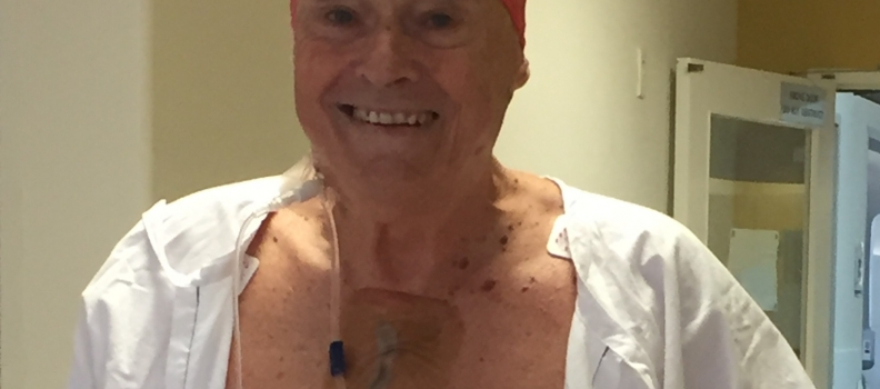 Don Going Swimmingly After Heart Operation – Herald Sun