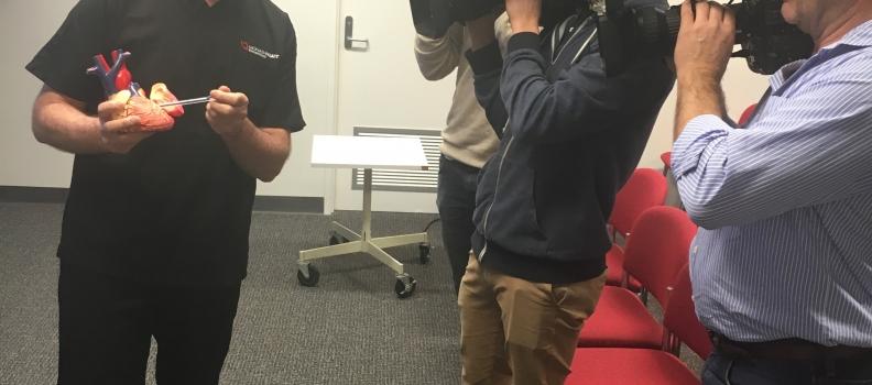 MonashHeart Australian First – Seven News