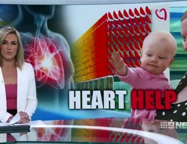 Heart Help – Nine News