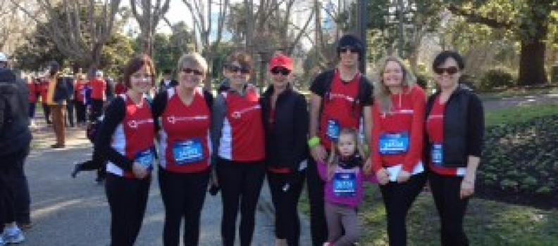 2013 Run Melbourne Run MonashHeart