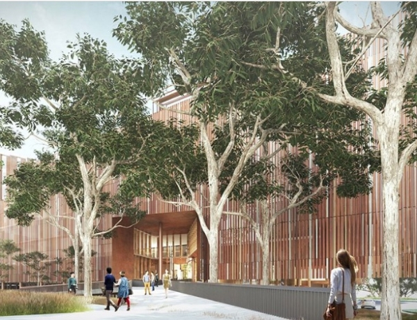 First look at the Victorian Heart Hospital – ArchitectureAU