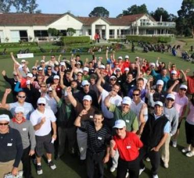 Inaugural MonashHeart Golf Challenge