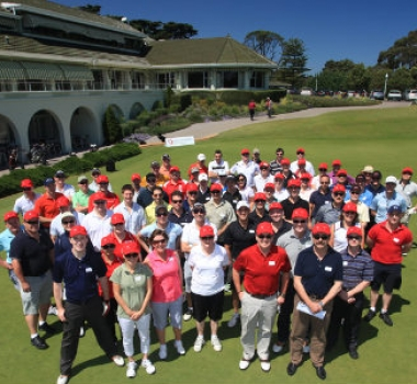 2011 Golf Challenge with Ian Stanley