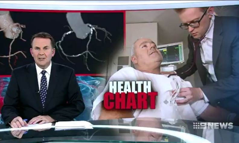 Health Chart – Nine News
